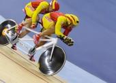 La selección española de ciclismo en pista, rumbo a París