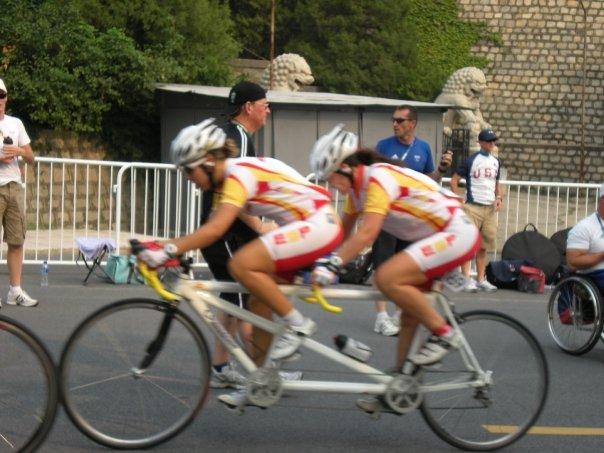 Normativa ciclismo paralímpico