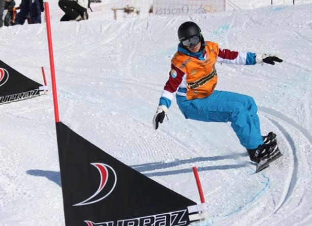 snowboard paralimpico sochi