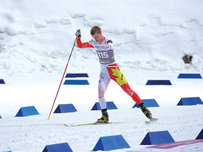 esqui de fondo paralimpico