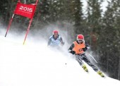 Gorce y Ferrer dominan el Campeonato de España de Esquí Alpino