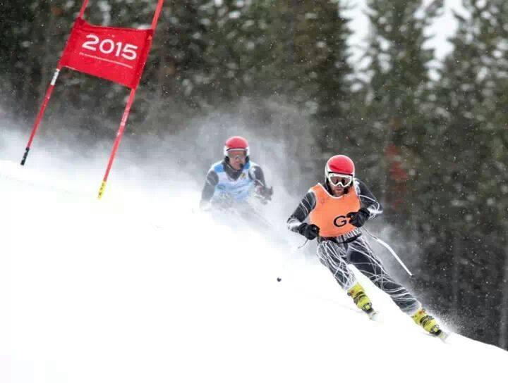 canada ski paralimpico gabriel gorce