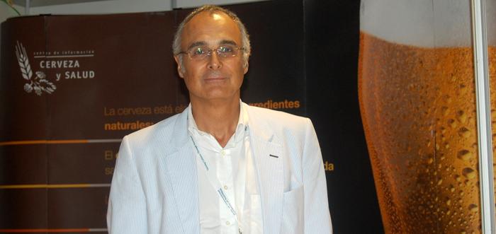El catedrático de la Universidad de Granada Manuel Castillo. | A.D.