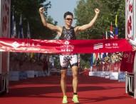 Gómez Noya conquista Pekín