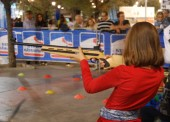 Granada consagra su Noche en Blanco al deporte y la cultura