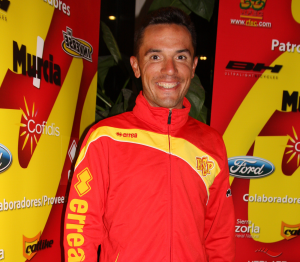 El ciclista Joaquim 'Purito' Rodríguez. | RFEC