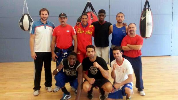 La delegación española que acudirá al Mundial. | Federación de Boxeo