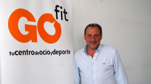 El ex atleta Fermín Cacho en el centro GoFit Huelin. | AD