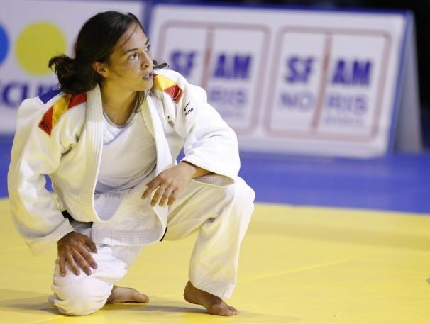 Julia Figueroa en el Open Europeo de Roma. | Emanuele Di Feliciantonio