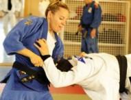 Las judokas españolas brillan en Roma