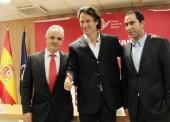 Carlos Moyá, nuevo capitán de España en la Copa Davis