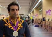 Juan Antonio Saavedra, con el oro en la mirilla