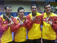 El Europeo de Tenis Paralímpico deja las primeras medallas para España