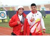 Plata para el equipo mixto en el Mundial Junior de Tiro con Arco