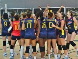 Selección femenina. | Federación de Voleibol