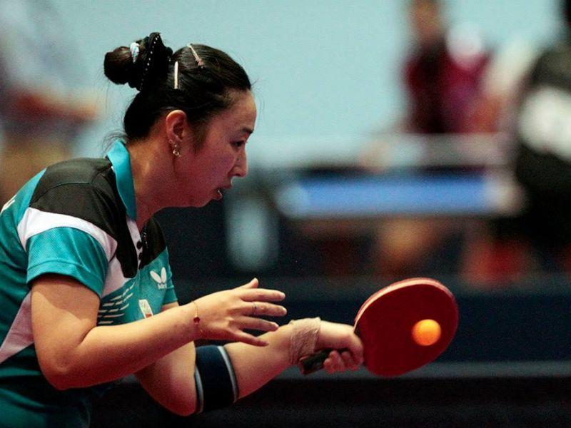 La palista española Yanfei Shen. Fuente: COE