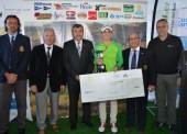 Mireia Prat conquista el CostaBlanca Ladies