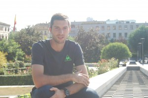 Rubén Cipriano. Fuente: Avance Deportivo