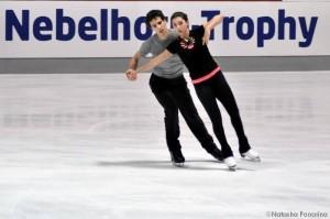 Veronika Grigoreva y Artiz Maestu