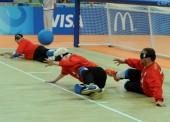 España queda eliminada del Mundial de goalball