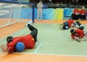 España conquista la plata en el Europeo de Goalball