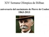 Bilbao abandera el olimpismo