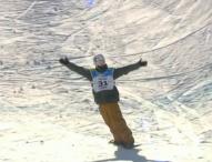 Oro para Rubén Vergés en halfpipe en Trentino