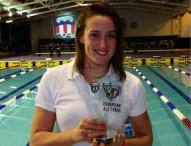 El 'show' de Mireia Belmonte en el Duel in the pool
