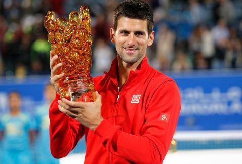 Djokovic. Fuente: Reuters