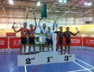 España, 4 medallas en el europeo de ciclismo paralímpico en pista