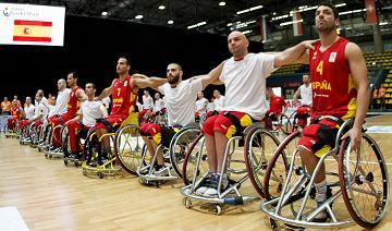 Baloncesto en silla de ruedas avance deportivo - Baloncesto silla de ruedas ...