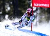 Top 10 de Carolina Ruiz en el descenso de Lake Louise