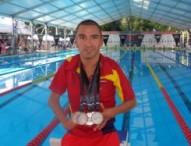 Récord del mundo de Martínez Tajuelo en los 100 metros espalda