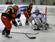 Plata para la sub 20 en el Mundial de hockey hielo