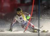 Gran tercer puesto de Pol Carreras en slalom en Bellecombe