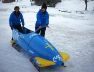Aprender y disfrutar, el reto de las chicas del bobsleigh