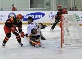 España golea a Australia en hockey hielo