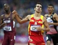 Kevin López e Isabel Macías logran la mínima para los Mundiales de Sopot