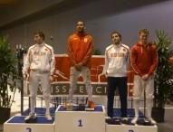 Yulen Pereira consigue el oro en la Copa del Mundo en Basilea