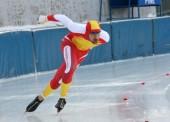 Iñigo Vidondo bate 2 récords de España en patinaje de velocidad