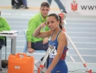 Ana Peleteiro revalida su título con 13,39 m