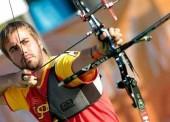 Antonio Fernández mantiene su hegemonía en tiro con arco