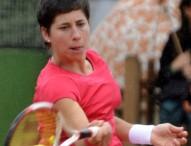Carla Suárez da el primer punto de la Fed Cup a España