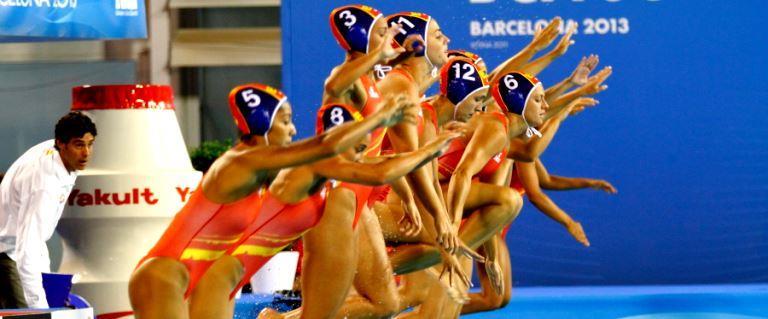 las guerrerras waterpolo femenino