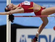 Ruth Beitia lidera al equipo español en el Mundial de Sopot