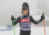 Víctor Lobo dispara ilusión a la diana de Sochi