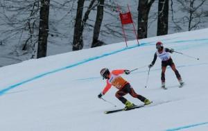 esqui paralimpico gabriel gorce arnau ferrer sochi