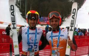 Jon Santacana y Miguel Galindo. Fuente: MARCA
