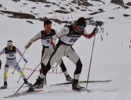 Laura Orgué e Imanol Rojo, campeones de España de esquí de fondo