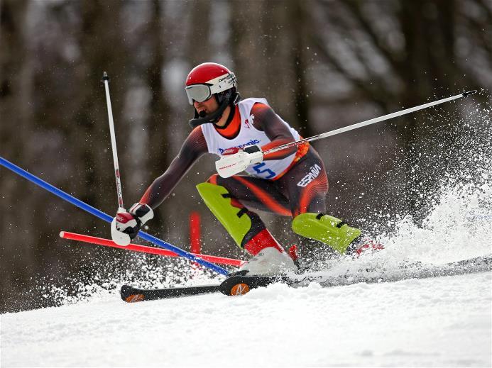 Gabriel Gorce en el circuito de Sochi. Fuente: SOCHI